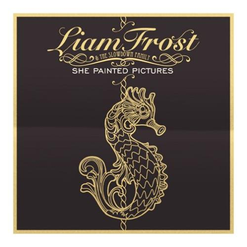 "Liam Frost She Painted Pictures CD single (CD5 / 5"") UK LFIC5SH389579"
