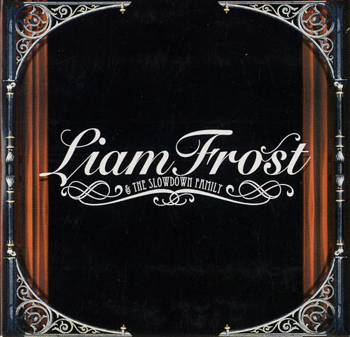 """Liam Frost The Mourners Of St Paul's 3"""" CD single (CD3) UK LFIC3TH477162"""