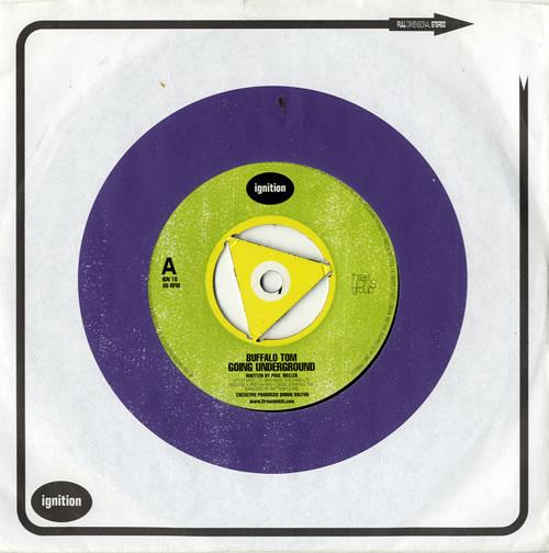 "Liam Gallagher Going Underground 7"" vinyl single (7 inch record) UK LGL07GO241231"