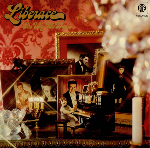 Liberace The Way We Were vinyl LP album (LP record) UK LI8LPTH490323