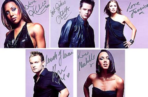 Liberty X Thinking It Over - FULLY AUTOGRAPHED CD album (CDLP) UK LTYCDTH280436