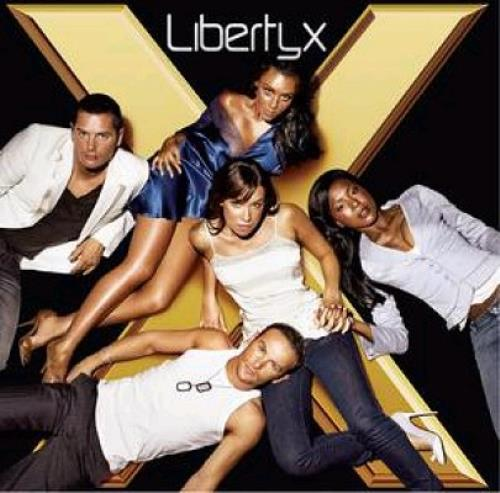 Liberty X X CD album (CDLP) UK LTYCDX343750