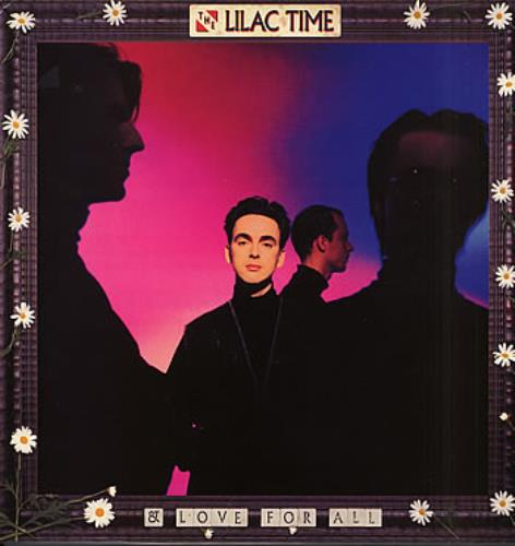 Lilac Time & Love For All vinyl LP album (LP record) UK LILLPLO58435