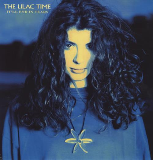 "Lilac Time It'll End In Tears 12"" vinyl single (12 inch record / Maxi-single) UK LIL12IT111164"