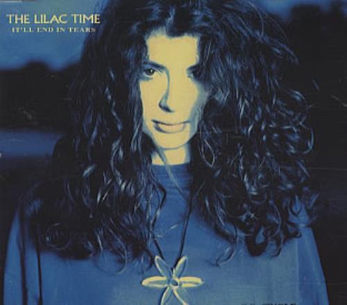 "Lilac Time It'll End In Tears CD single (CD5 / 5"") UK LILC5IT82267"