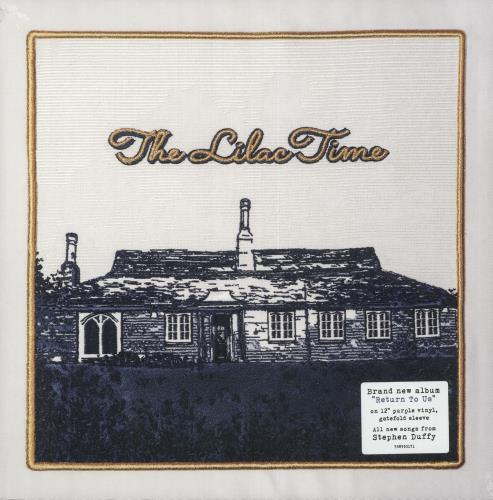 Lilac Time Return To Us - Purple Vinyl - Sealed vinyl LP album (LP record) UK LILLPRE731380