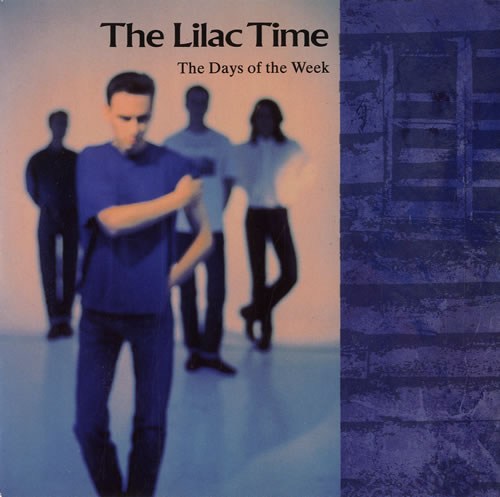 """Lilac Time The Days Of The Week 7"""" vinyl single (7 inch record) UK LIL07TH62003"""