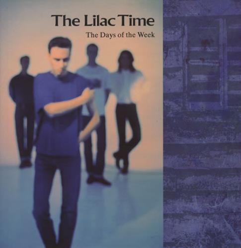 "Lilac Time The Days Of The Week 12"" vinyl single (12 inch record / Maxi-single) UK LIL12TH63266"