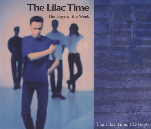"""Lilac Time The Days Of The Week CD single (CD5 / 5"""") UK LILC5TH82271"""