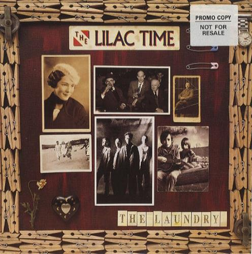 "Lilac Time The Laundery 7"" vinyl single (7 inch record) UK LIL07TH50733"
