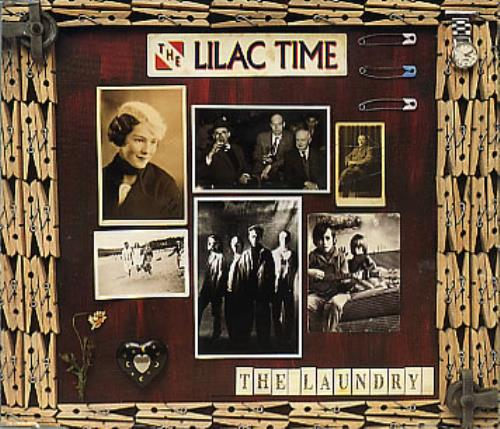 """Lilac Time The Laundry CD single (CD5 / 5"""") UK LILC5TH67698"""