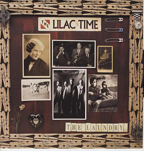 "Lilac Time The Laundry 12"" vinyl single (12 inch record / Maxi-single) UK LIL12TH74342"