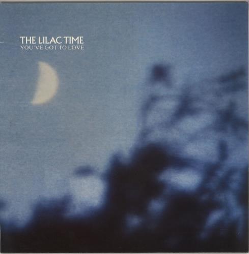 "Lilac Time You've Got To Love 12"" vinyl single (12 inch record / Maxi-single) UK LIL12YO79438"