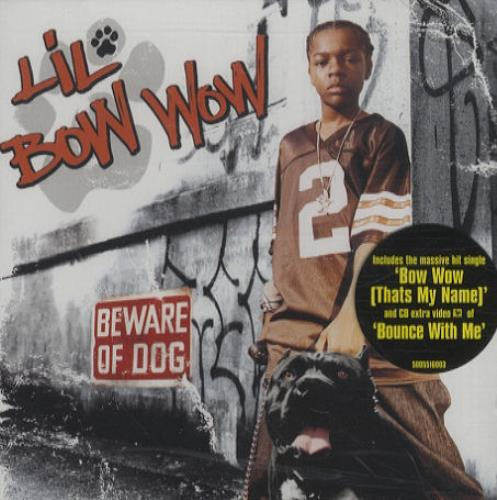 Lil Bow Wow Beware Of Dog CD album (CDLP) UK LBWCDBE194681