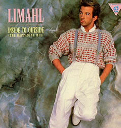 "Limahl Inside To Outside 12"" vinyl single (12 inch record / Maxi-single) German LIM12IN203028"