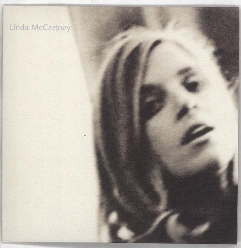 "Linda McCartney Wide Prairie - Promo CD single (CD5 / 5"") UK LMCC5WI124158"