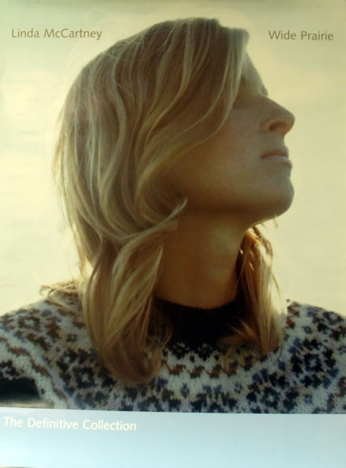 Linda McCartney Wide Prairie poster UK LMCPOWI618823