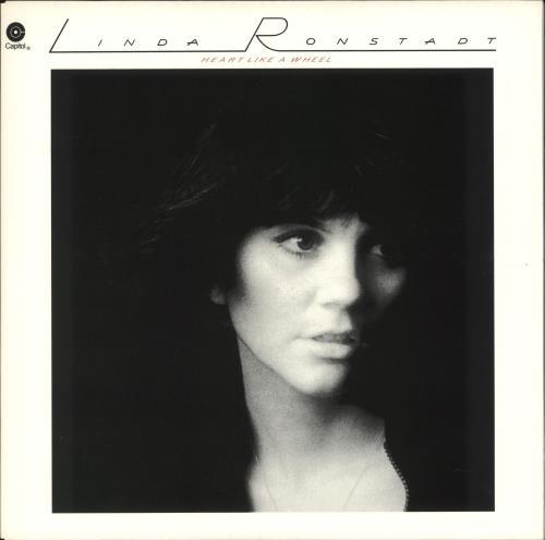 Linda Ronstadt Heart Like A Wheel - 180gm Vinyl + Numbered vinyl LP album (LP record) US LIRLPHE386205