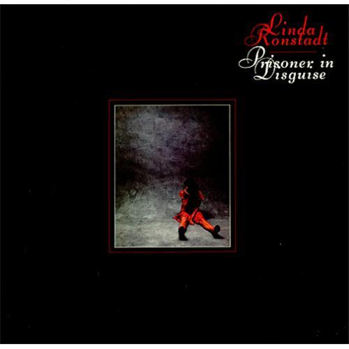 Linda Ronstadt Prisoner In Disguise Uk Vinyl Lp Album Lp