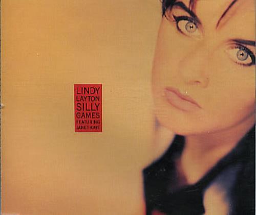 "Lindy Layton Silly Games CD single (CD5 / 5"") UK LDYC5SI174036"