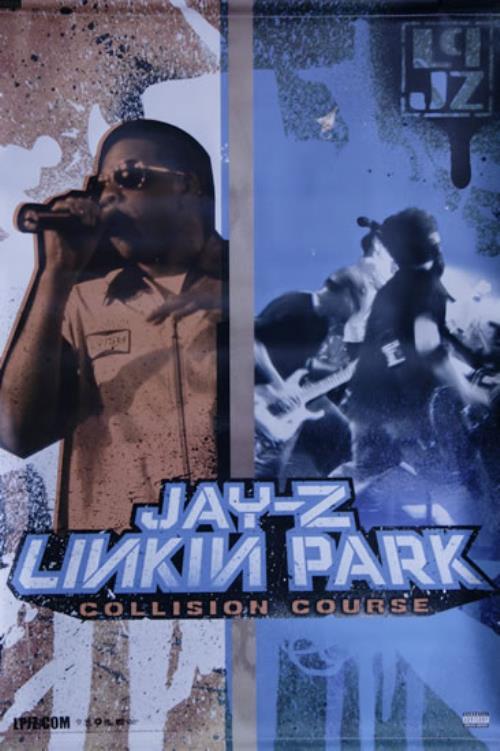 Linkin Park Collision Course display US LKPDICO529872