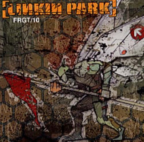 "Linkin Park FRGT/10 CD single (CD5 / 5"") Mexican LKPC5FR251747"