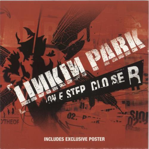 Linkin Park Hybrid Theory Rsd13 Bonus 10 Uk Vinyl Lp