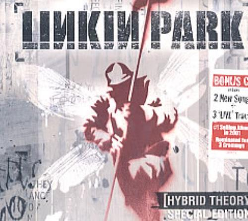 Linkin Park Hybrid Theory Special Edition Singapore 2 Cd