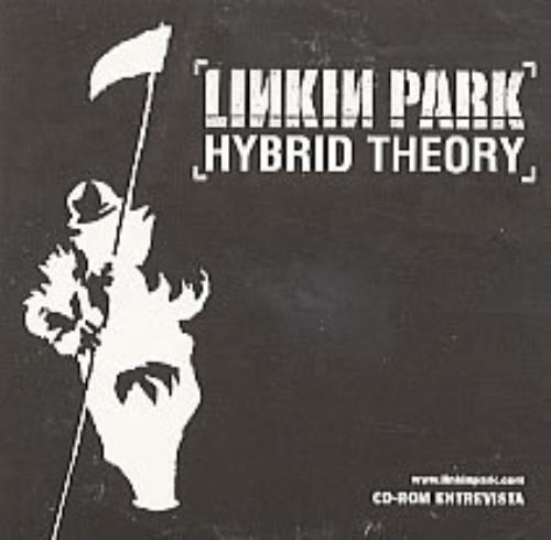Linkin Park Hybrid Theory Spanish Promo Cd Rom 213930