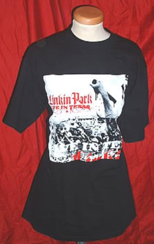Linkin Park Live In Texas US t-shirt (311316)