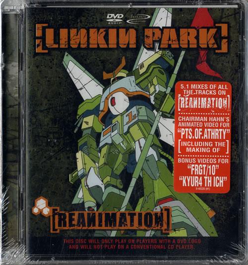 descargar album de linkin park reanimation