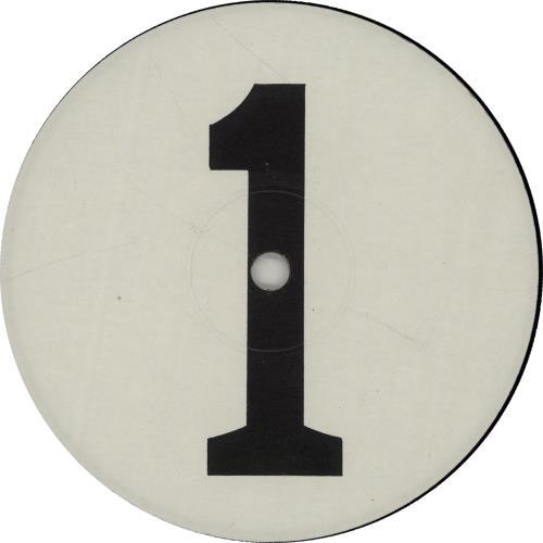Linx Intuition - Test Pressing vinyl LP album (LP record) UK LA9LPIN652151
