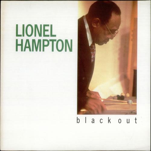 Lionel Hampton Blackout vinyl LP album (LP record) UK LI0LPBL541387