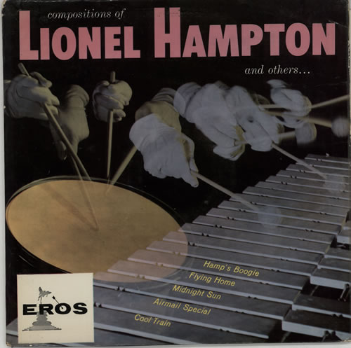 Lionel Hampton Compositions Of Lionel Hampton And Others... vinyl LP album (LP record) UK LI0LPCO611612