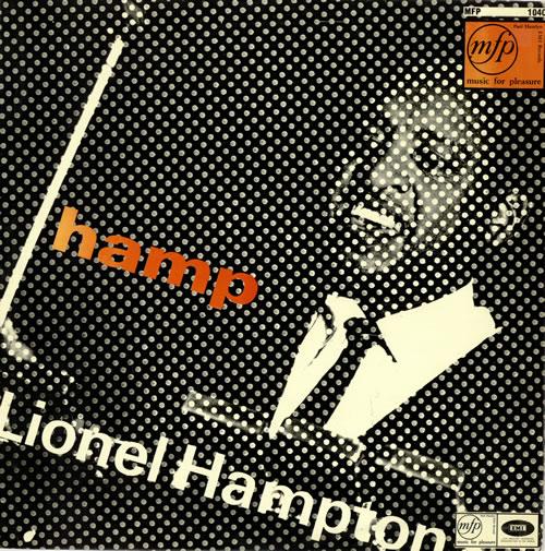 Lionel Hampton Hamp vinyl LP album (LP record) UK LI0LPHA470526