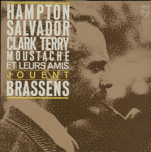 Lionel Hampton Jouent Brassens vinyl LP album (LP record) French LI0LPJO584488