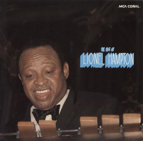 Lionel Hampton The Best Of Lionel Hampton 2-LP vinyl record set (Double Album) German LI02LTH748118