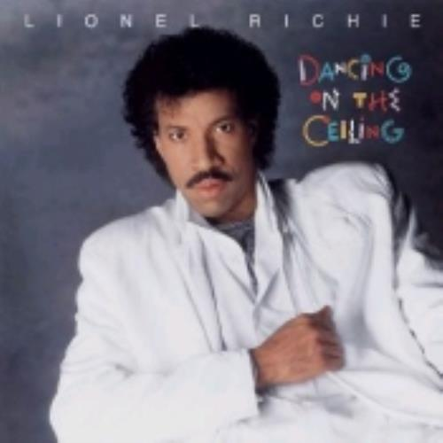 Lionel Richie Dancing On The Ceiling CD album (CDLP) UK LNRCDDA244948