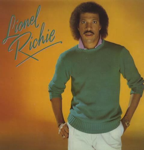 Lionel Richie Lionel Richie vinyl LP album (LP record) UK LNRLPLI374802