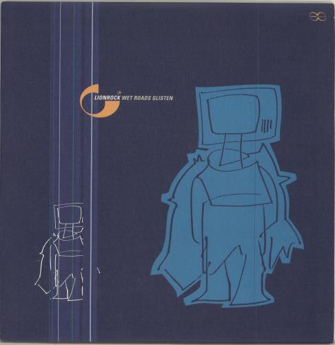 "Lionrock Wet Roads Glisten 12"" vinyl single (12 inch record / Maxi-single) UK LCK12WE367199"