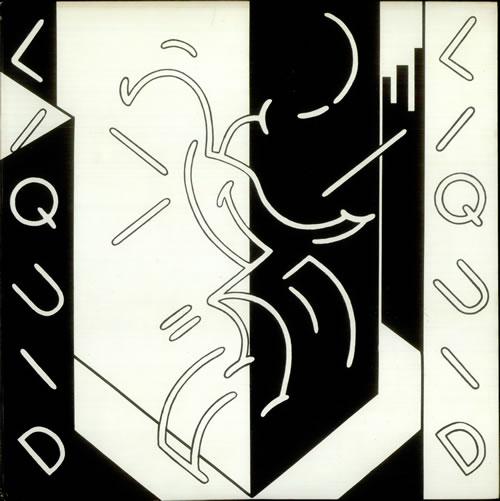 """Liquid Liquid Liquid Liquid 12"""" vinyl single (12 inch record / Maxi-single) US LQD12LI537000"""