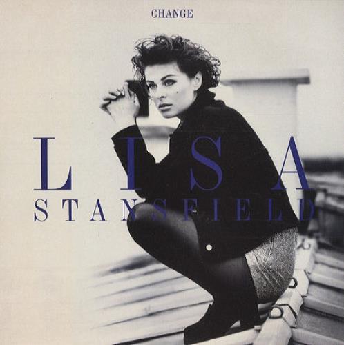 "Lisa Stansfield Change 7"" vinyl single (7 inch record) UK STA07CH195640"