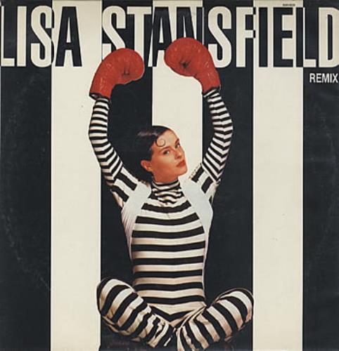 """Lisa Stansfield Remixes 12"""" vinyl single (12 inch record / Maxi-single) Brazilian STA12RE314303"""