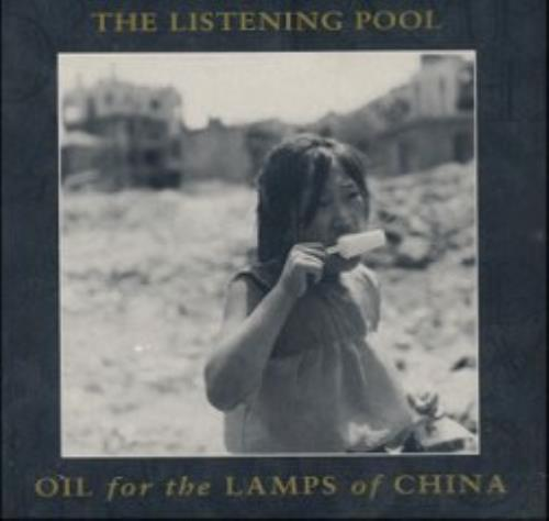 "Listening Pool Oil For The Lamps Of China CD single (CD5 / 5"") UK LISC5OI78645"