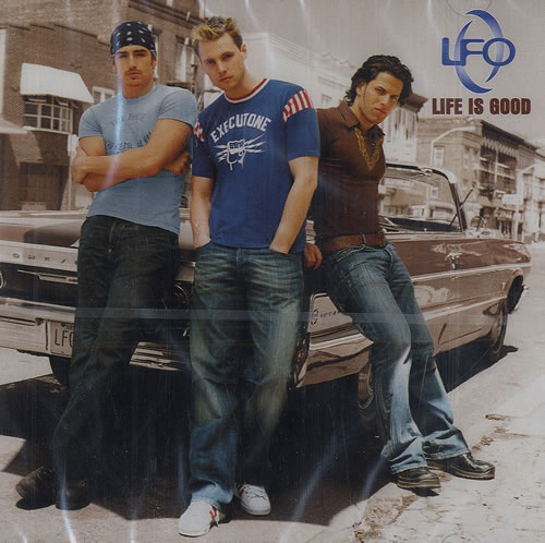 Lite Funky Ones/LFO Life Is Good CD album (CDLP) European L-FCDLI480729