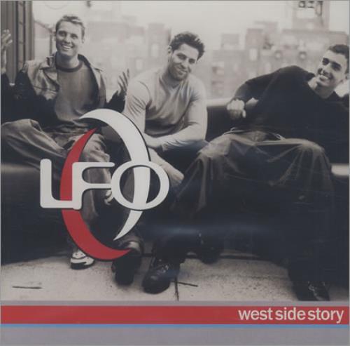 "Lite Funky Ones/LFO West Side Story CD single (CD5 / 5"") US L-FC5WE163777"
