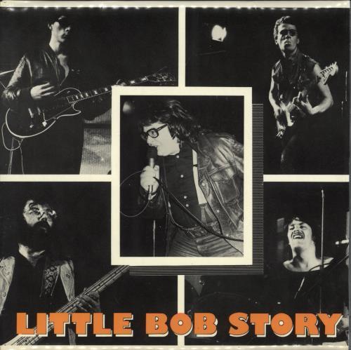 "Little Bob Story Little Bob Story EP 7"" vinyl single (7 inch record) UK LI307LI396296"