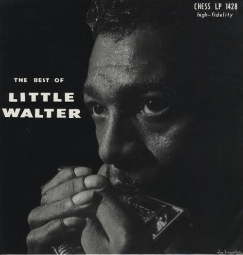 Little Walter The Best Of Little Walter - 200gm vinyl LP album (LP record) German LTWLPTH428929