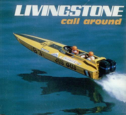 "Livingstone Call Around CD single (CD5 / 5"") UK LWVC5CA538918"