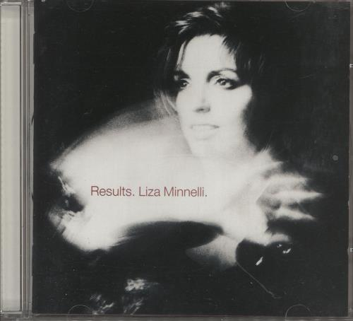 Liza Minnelli Results CD album (CDLP) Austrian LIZCDRE44970